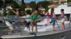 Im Badeort Herceg Novi erholen sich die Schönen und Reichen – eine willkommene Abwechslung nach Bosniens bitterer Armut. A