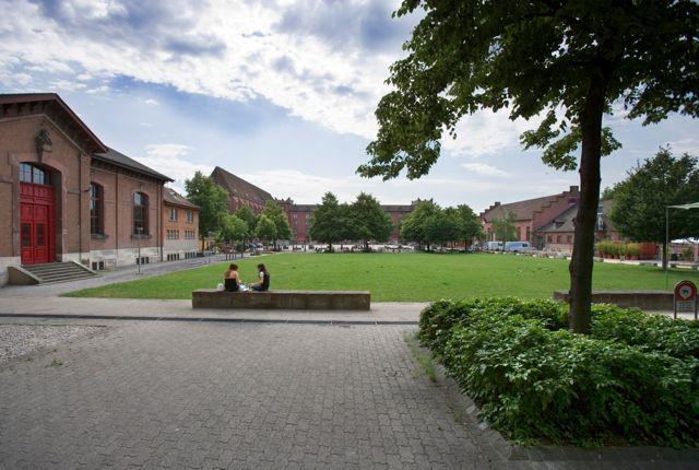 Die Kaserne Basel wird ab Ende August das Theaterfestival beherbergen.