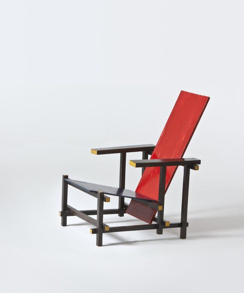das verm chtnis von gerrit rietveld im vitra design museum. Black Bedroom Furniture Sets. Home Design Ideas