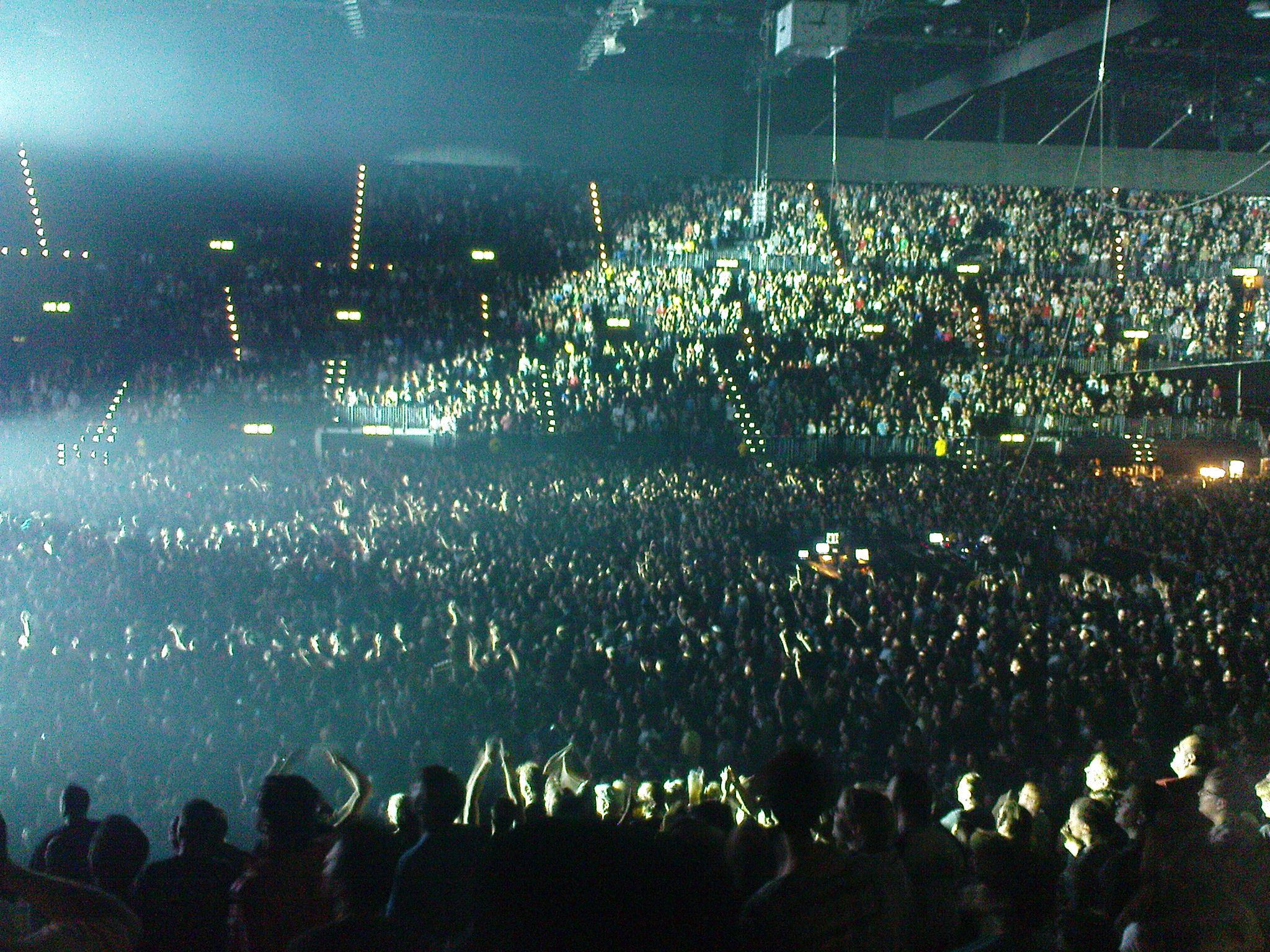 13'000 Fans sangen mit