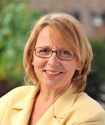 Alte und neue Gemeindepräsidentin: Marianne Holinger (FDP).