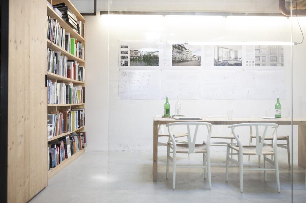 Das architekturb ro buchner und br ndler beweist dass basel mehr zu bieten hat als herzog de - Architekturburo basel ...