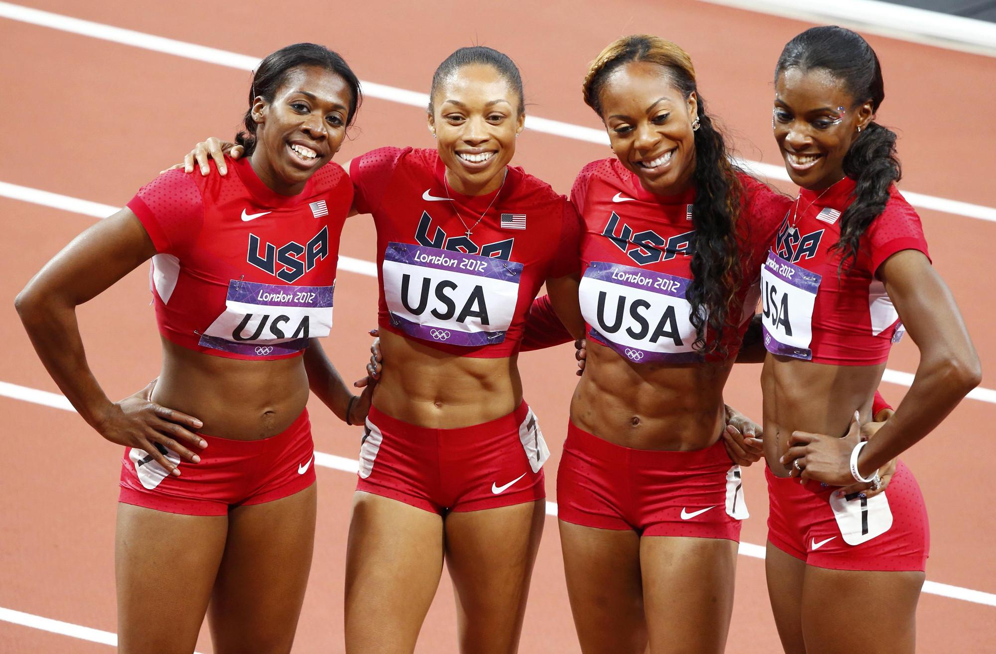 Американские спортсменки фото