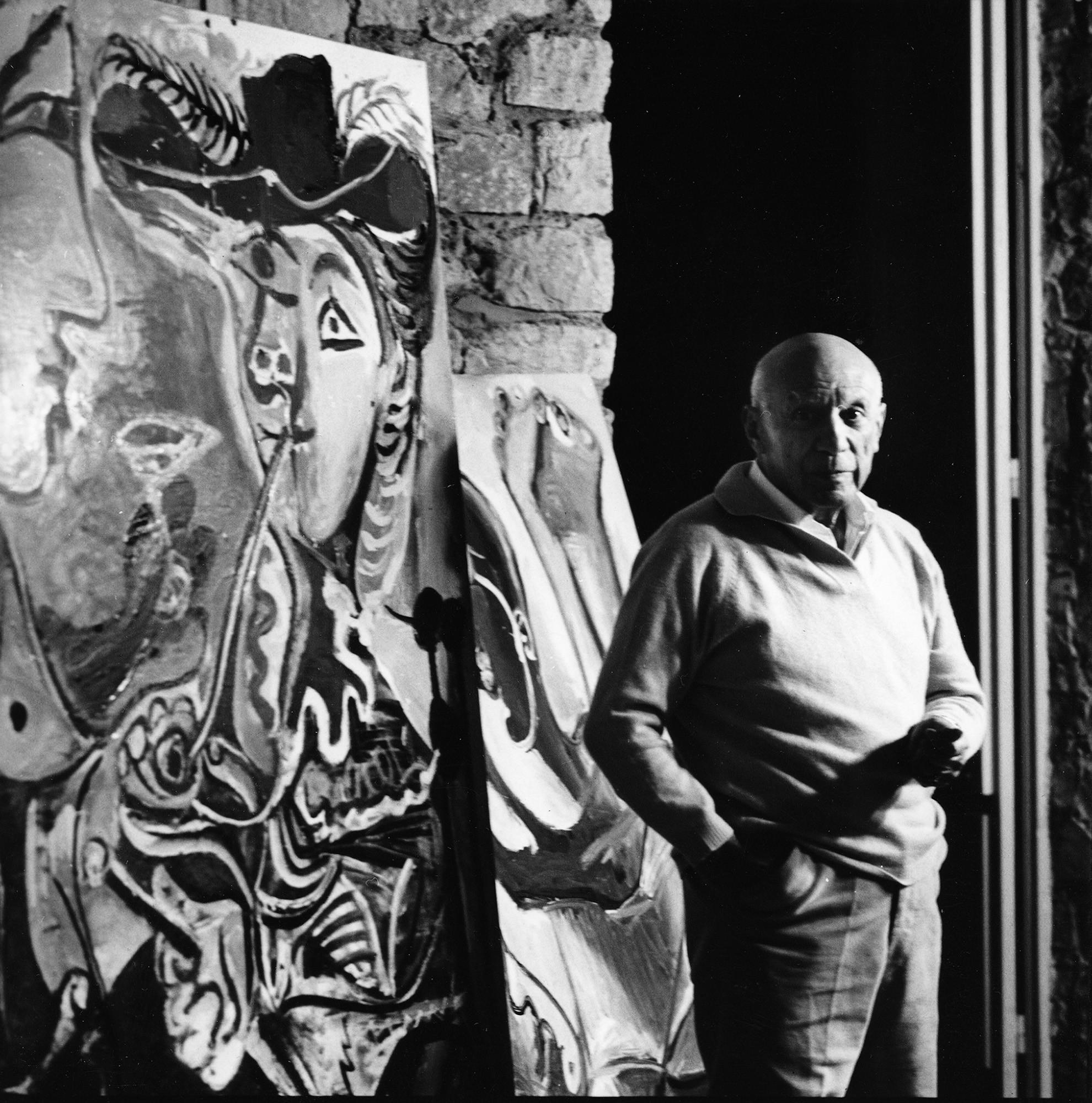Am 17 m rz er ffnet das kunstmuseum eine picasso for Minimal art eine kritische retrospektive