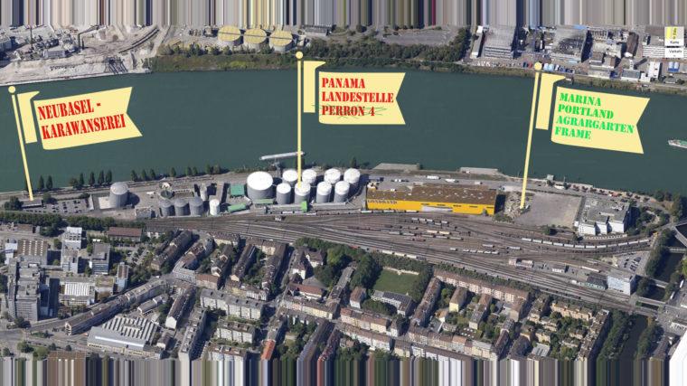 Zwischennutzungs-Wirrwarr und eine Besetzung am Hafen   TagesWoche