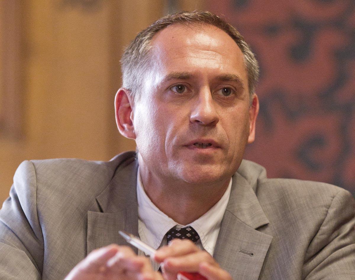 Der Basler Verkehrsdirektor Hans-Peter Wessels will um jeden Preis eine Zonierung.