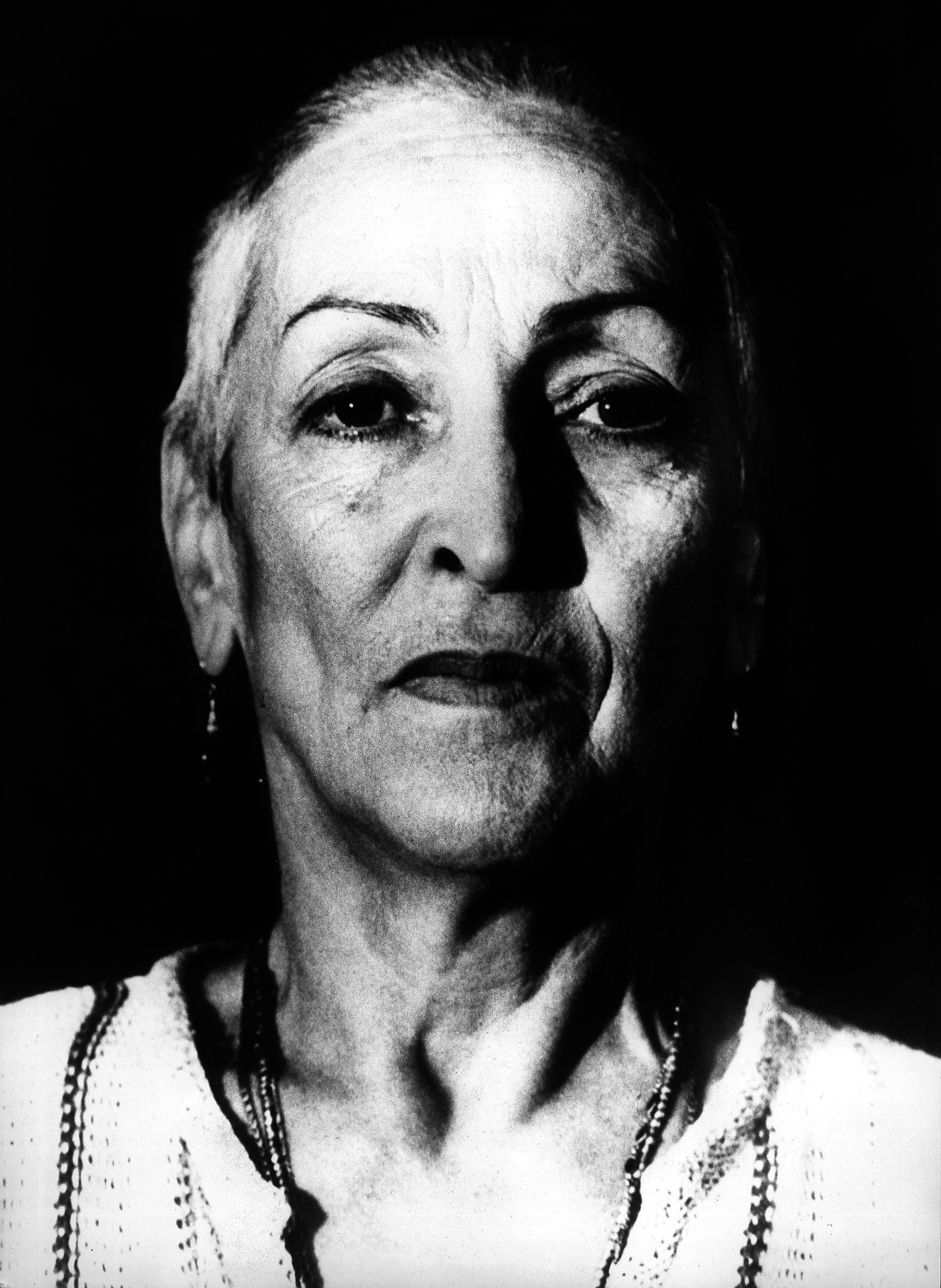 Meret Oppenheim, 1982.