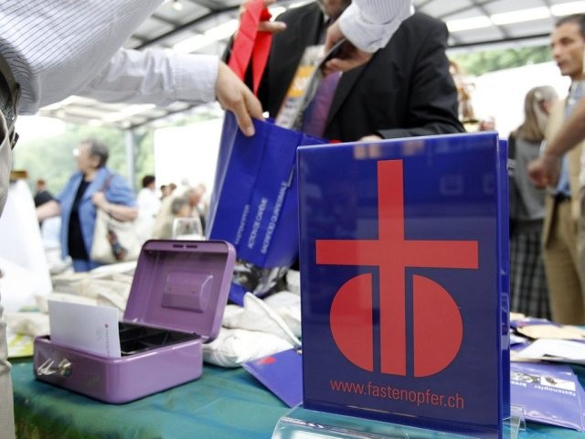 Christliche Hilfswerke