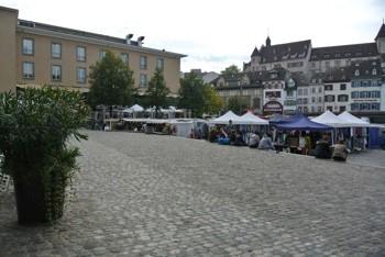 Barfüsserplatz heute