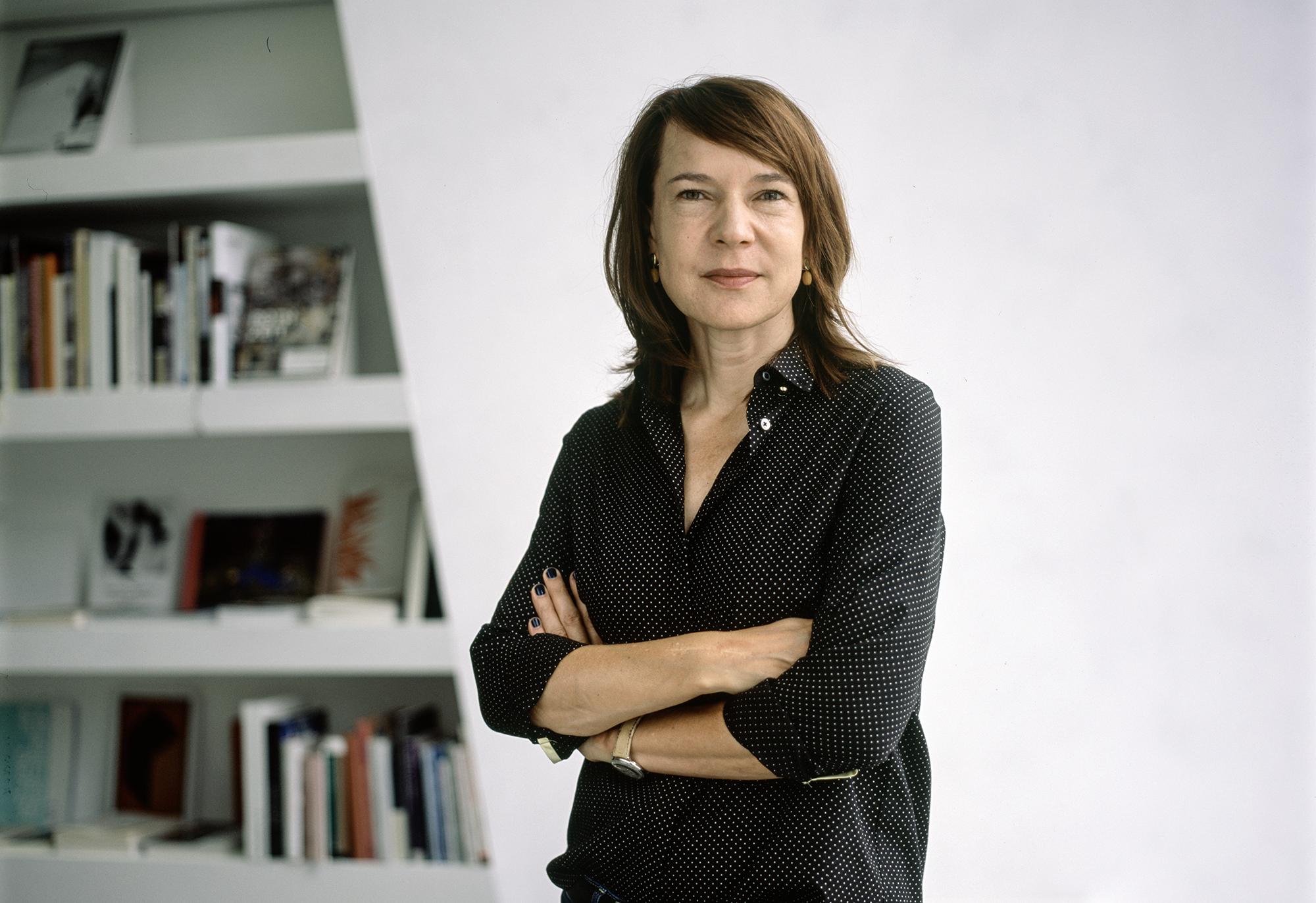 Madeleine Schuppli.