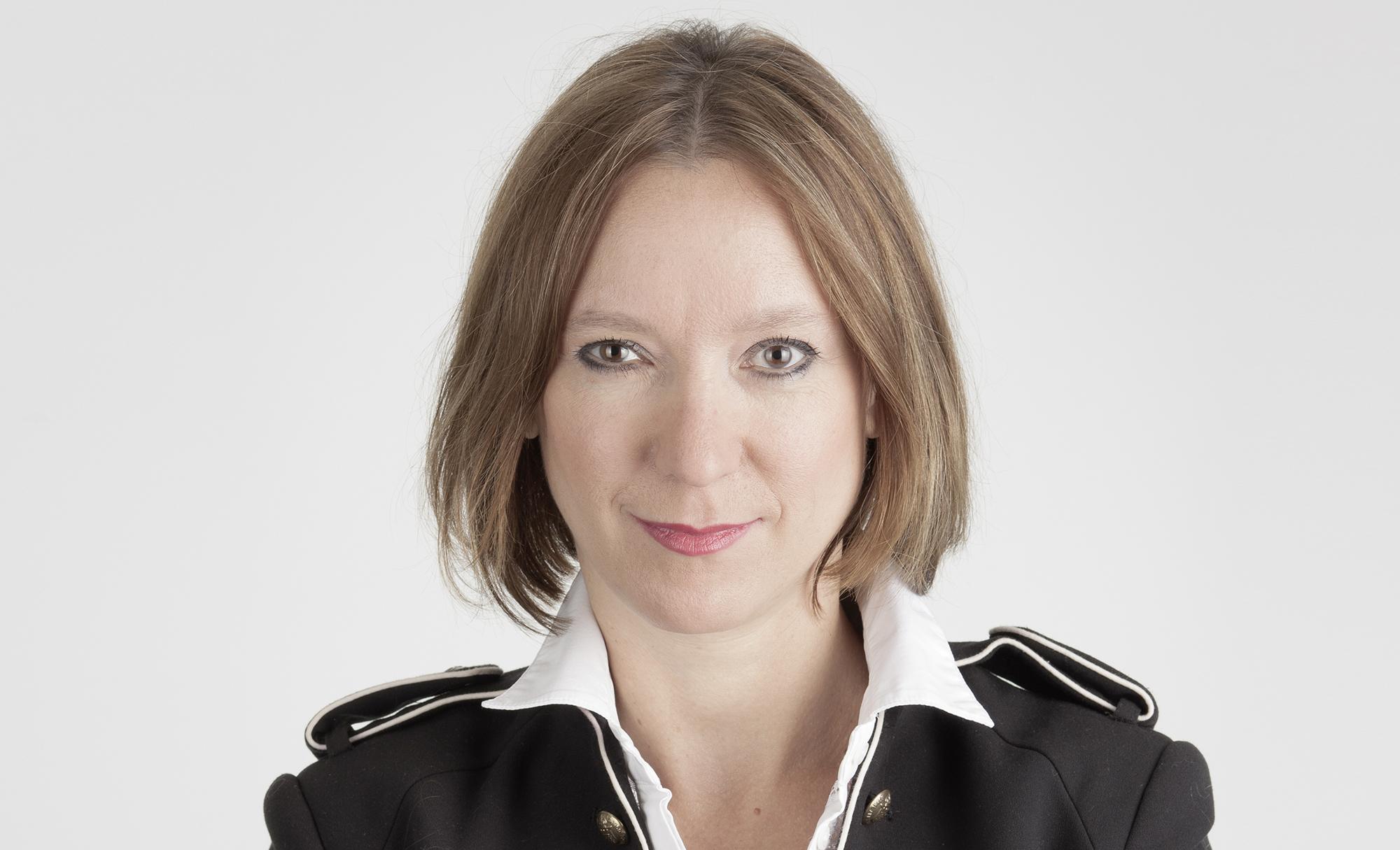 Sabine Schaschl.