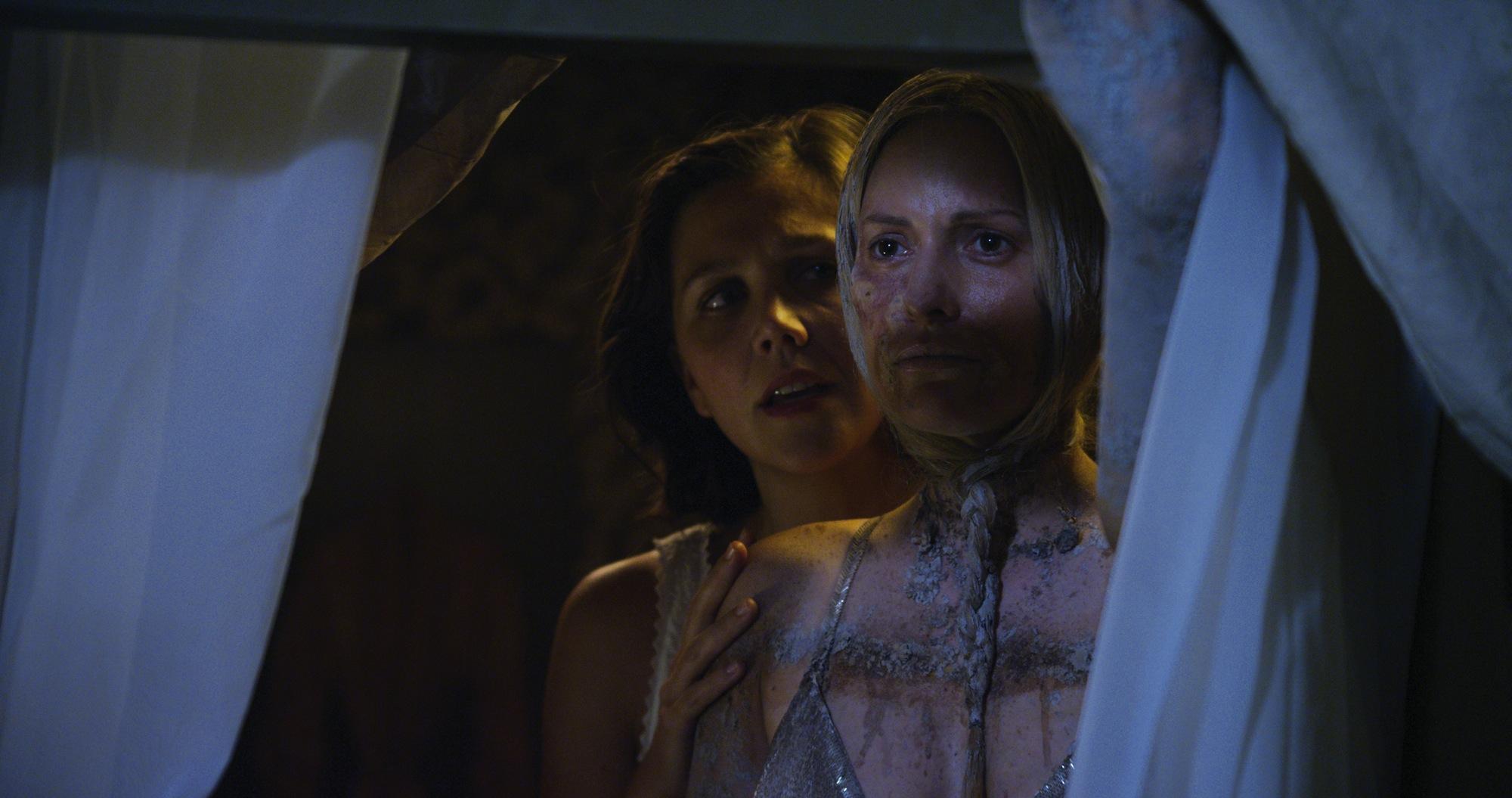 Die Schauspielerin Maggie Gyllenhaal ist nebst vielen anderen New Yorker Berühmtheiten mit von der Partie.