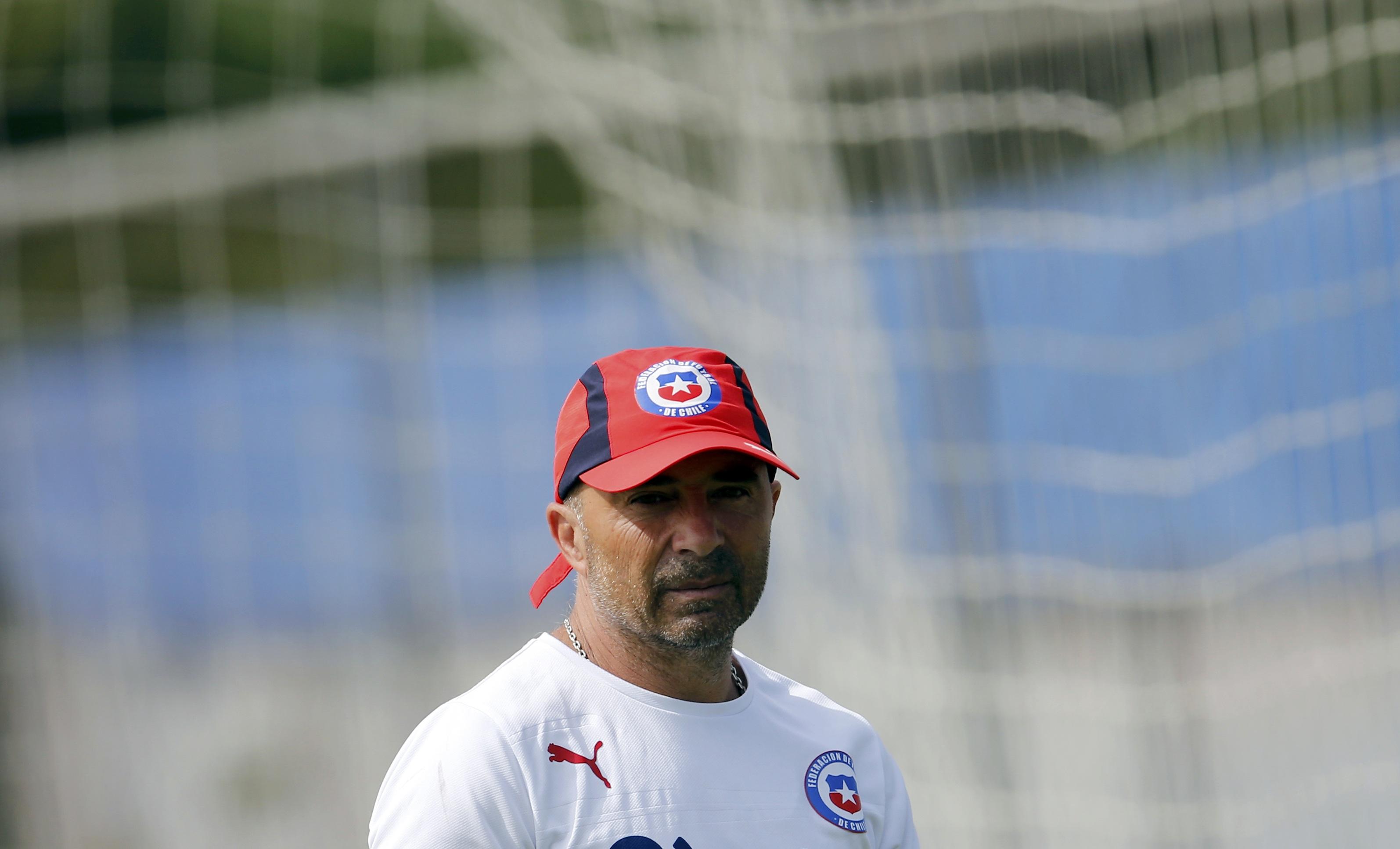 Ist heute nur noch ganz selten in Bäumen anzutreffen: Chiles Nationaltrainer Jorge Sampaoli.