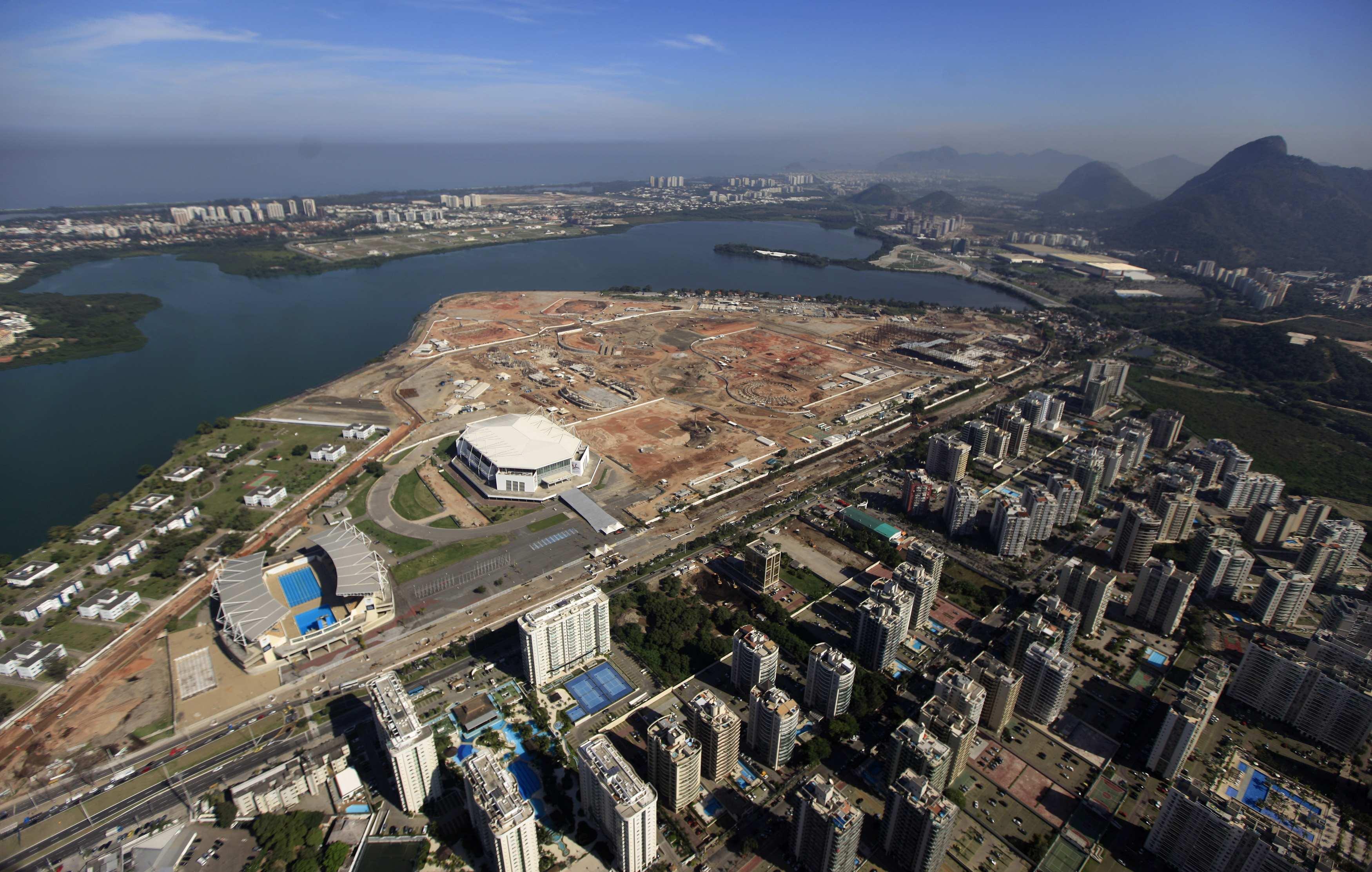 wo ist die nächste olympiade