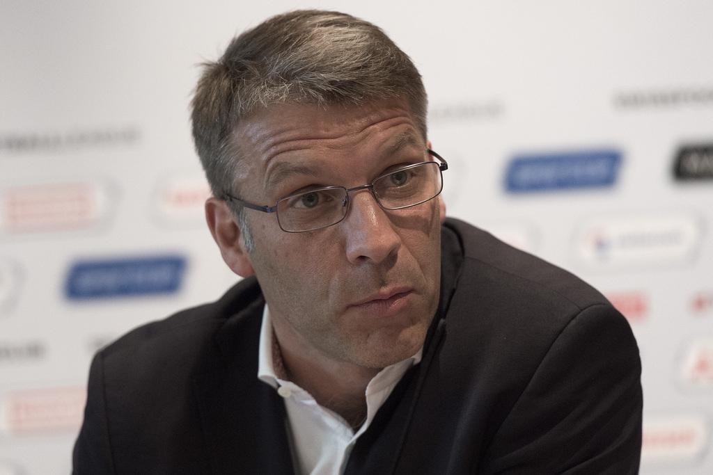 Technischer Direktor des SFV und Co-Autor des Kinderfussball-Konzepts: Peter Knäbel, der frühere Nachwuchschef des FC Basel.