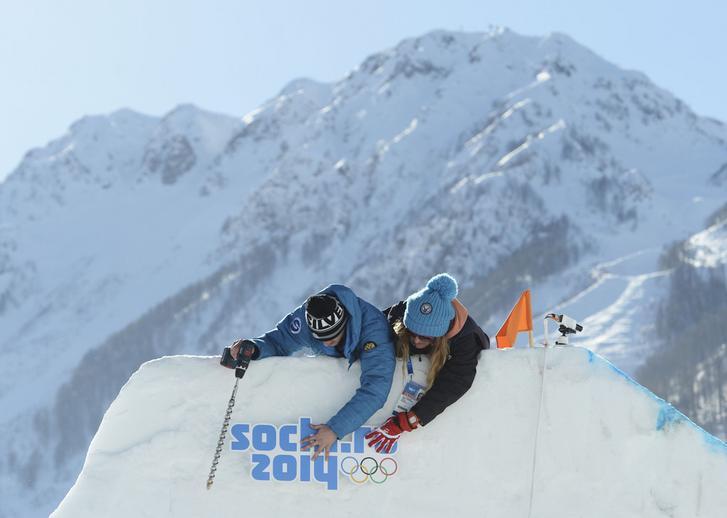 Grosse Hoffnungen auf Nachhaltigkeit, bisher unerfüllt: Die Investitionen in die Olympischen Winterspiele von Sotschi.