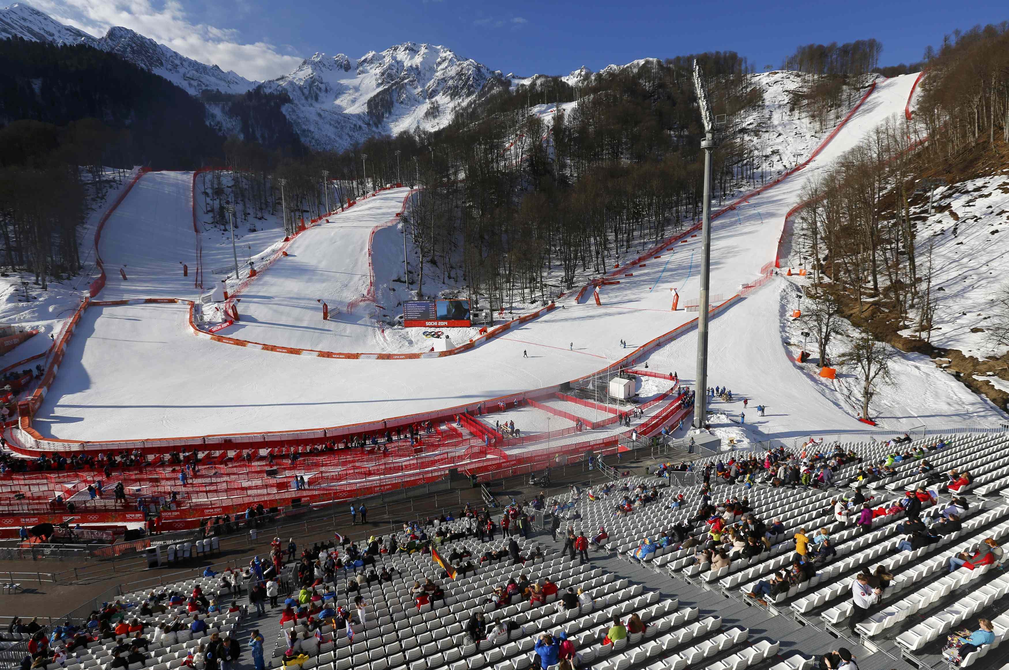 Dass die alpinen Olympia-Wettbewerbe in Sotschi fast reibungslos stattfinden konnten, gilt immer noch als grosses meteorologisches Wunder.