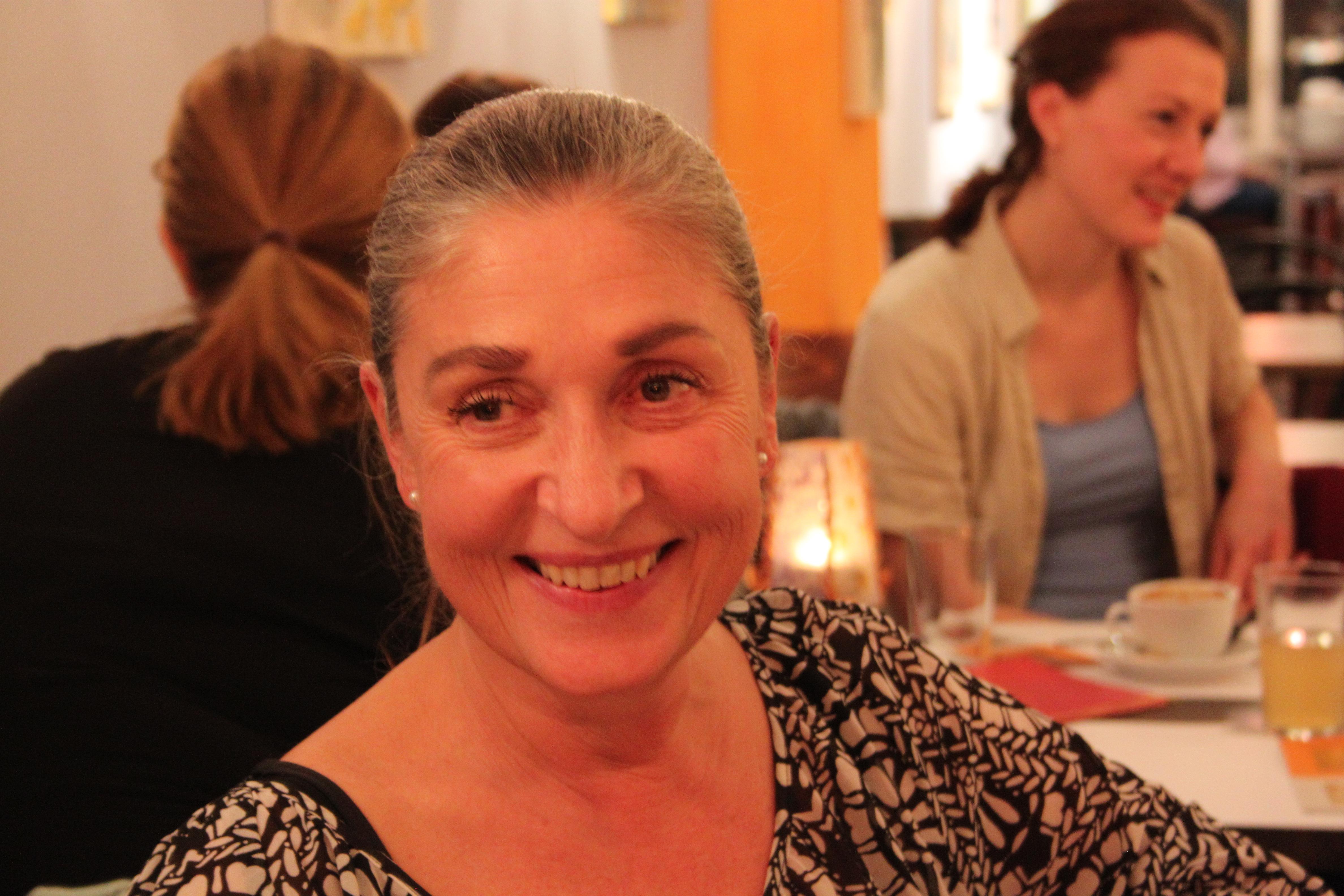 «Vegan leben ist für mich eine Philosophie», sagt Ursula Weder.