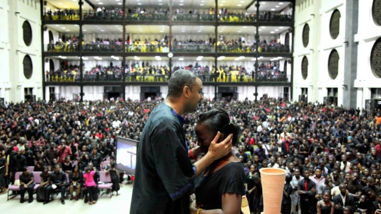 Afrikaner missionieren das gottlose Europa | TagesWoche