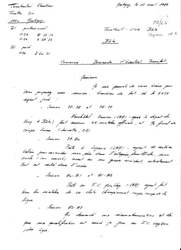 Handgeschrieben bewerbung Lebenslauf Textform