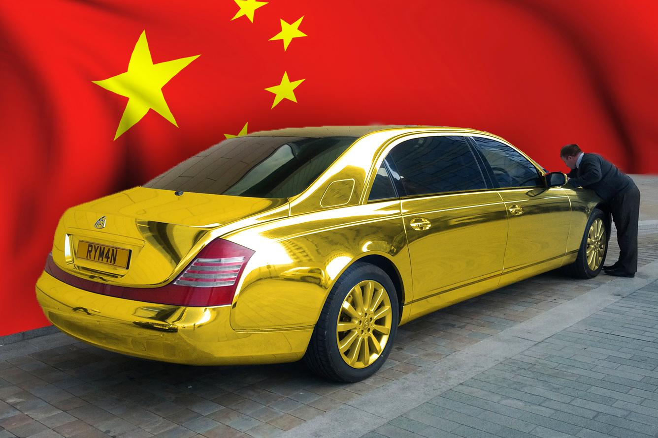 Was will China mit dem ganzen Gold anfangen?