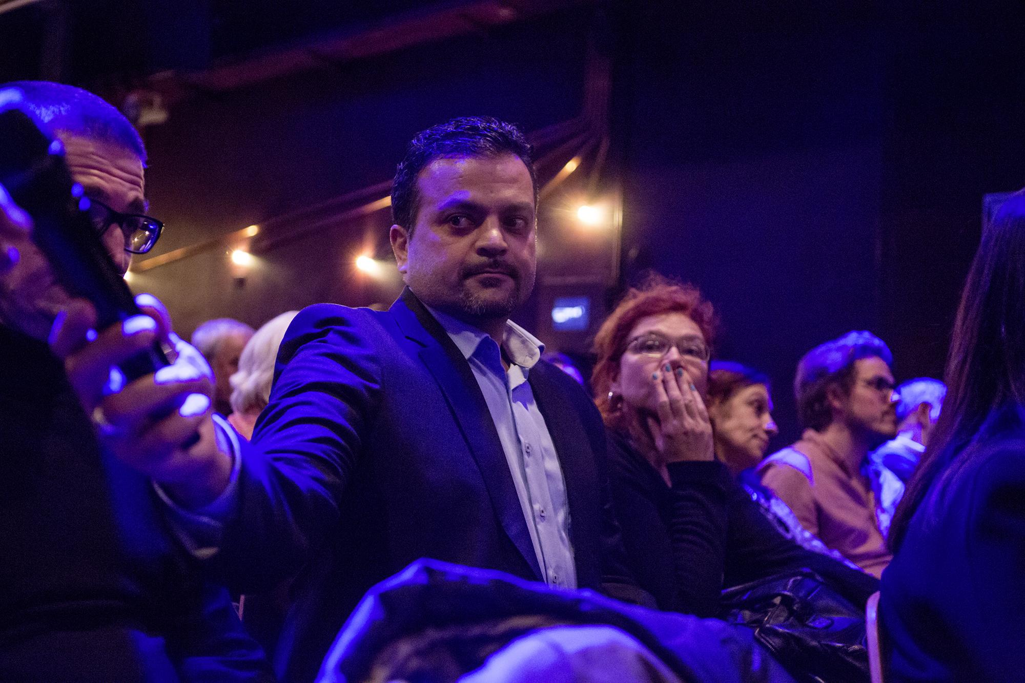 Das Publikum zeigte sich nach wie vor enttäuscht darüber, dass Kasernen-Moschee nicht bestehen bleibt.