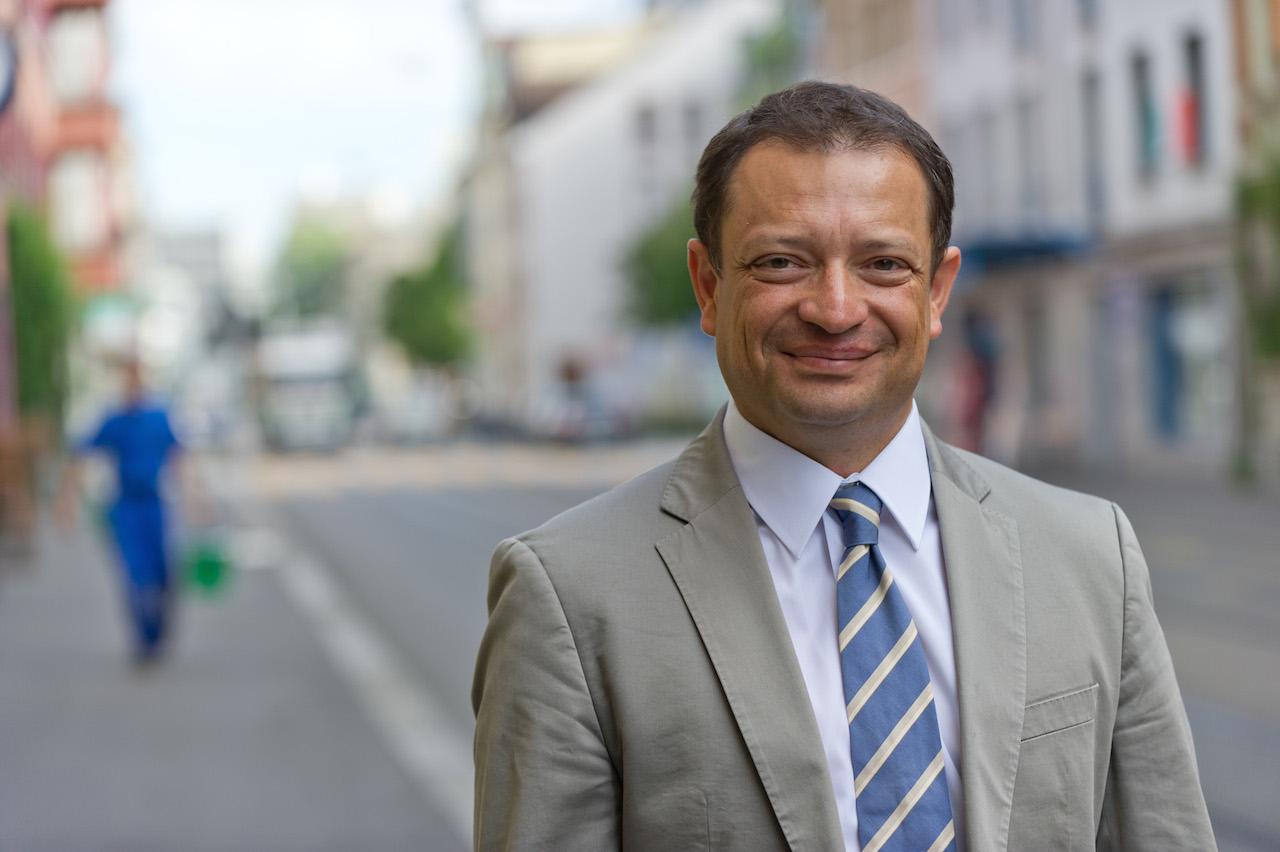 Oscar Olano, ab 1. Januar 2015 Verwaltungsratspräsident der Neuen Medien Basel AG