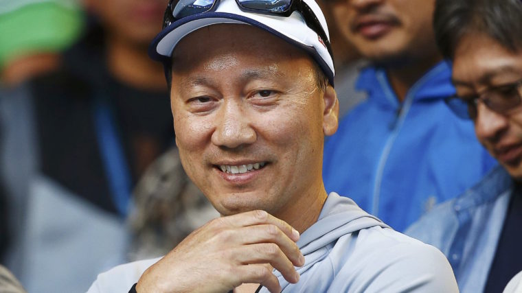 Michael Chang Als Trainer Ist Man Ein Schauspieler Der Ein
