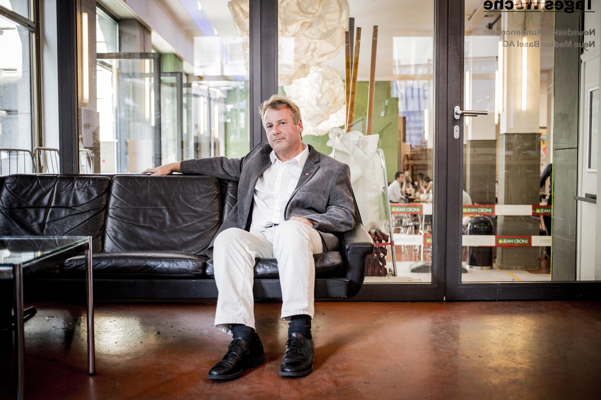 «Wir hätten die bürgerliche Allianz attackieren können.» – SP-Vizepräsident Christoph Hänggi.