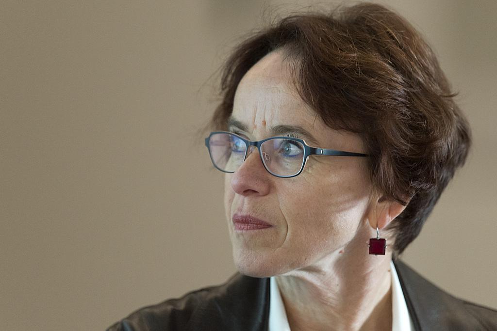 Eva Herzog: «Kein Kommentar.»
