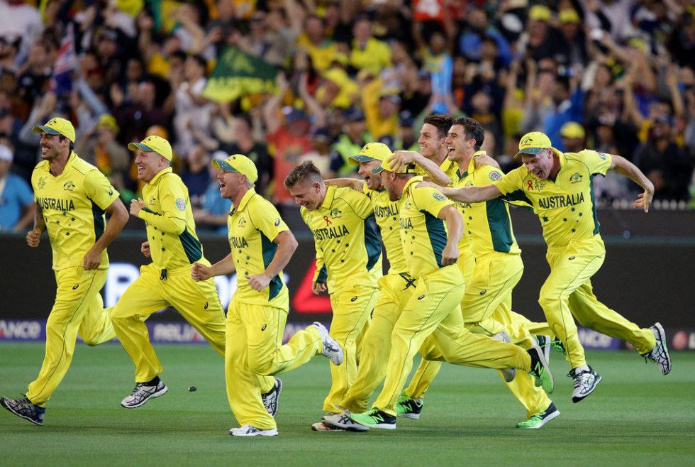 Cricket Weltmeister
