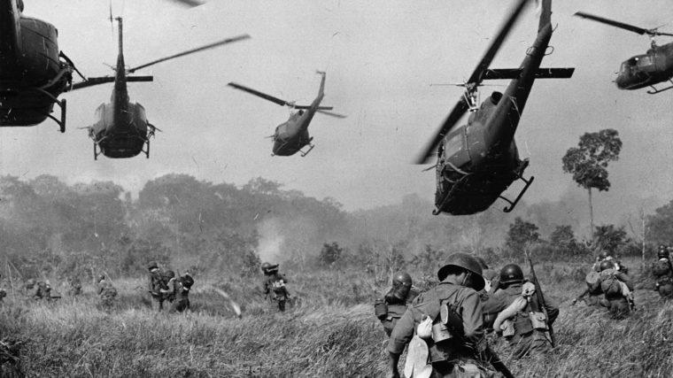 wann begann der vietnamkrieg