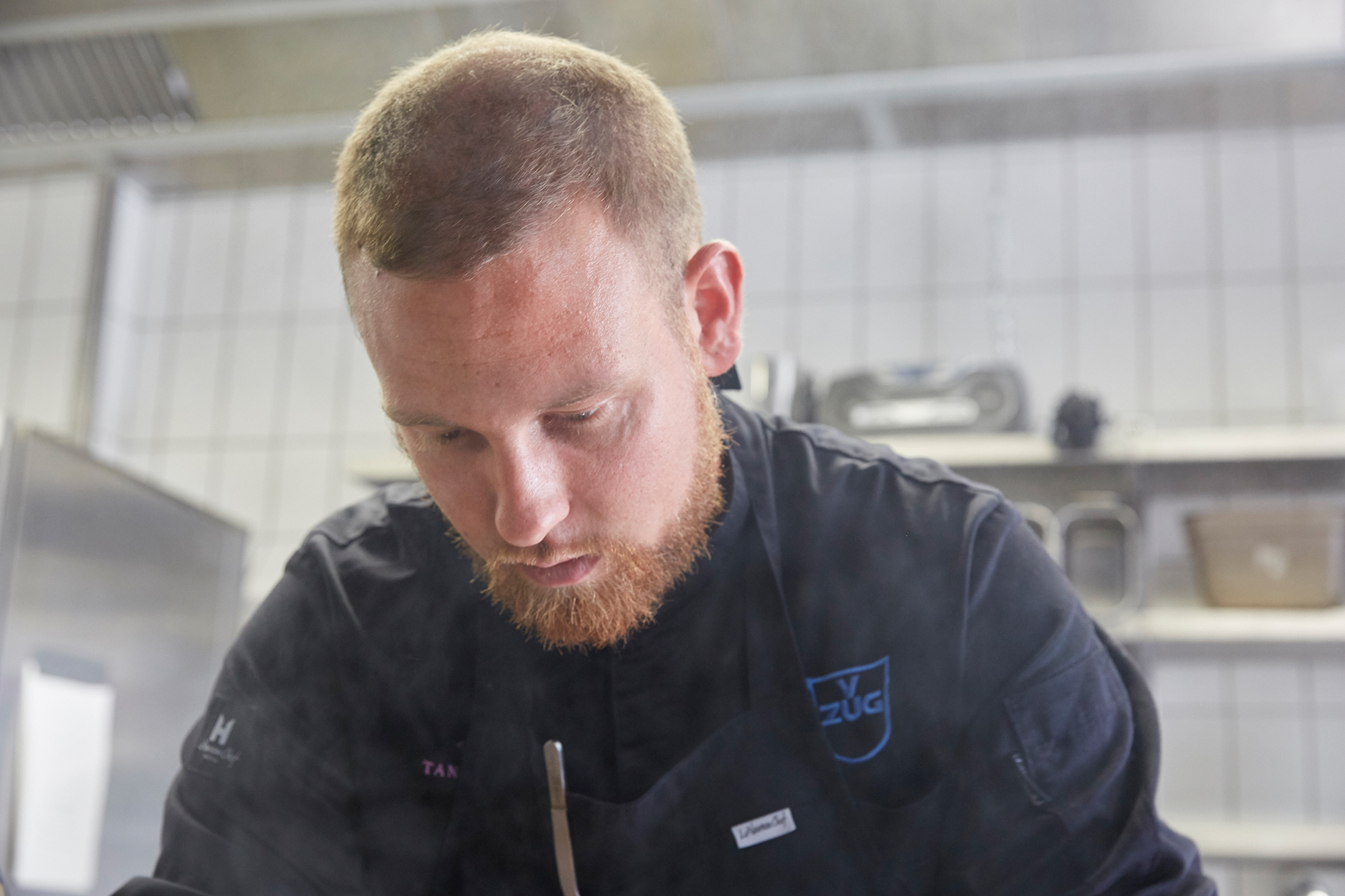 Beim Kochen selbst denke er über nichts anderes nach, sagt Boillat. Dann zählt nur der Geschmack.