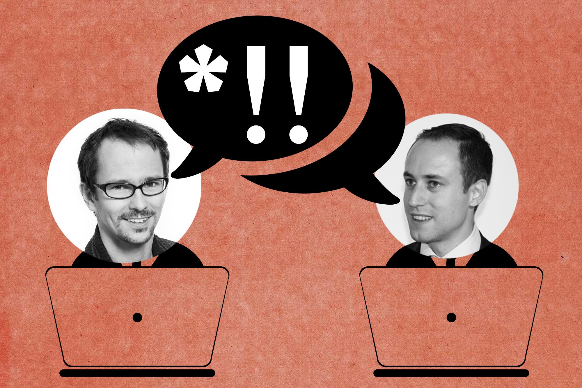 Sinn und Unsinn einer neuen TV-Abgabe: Balthasar Glättli und Christian Wasserfallen streiten online über das RTVG-Referendum.