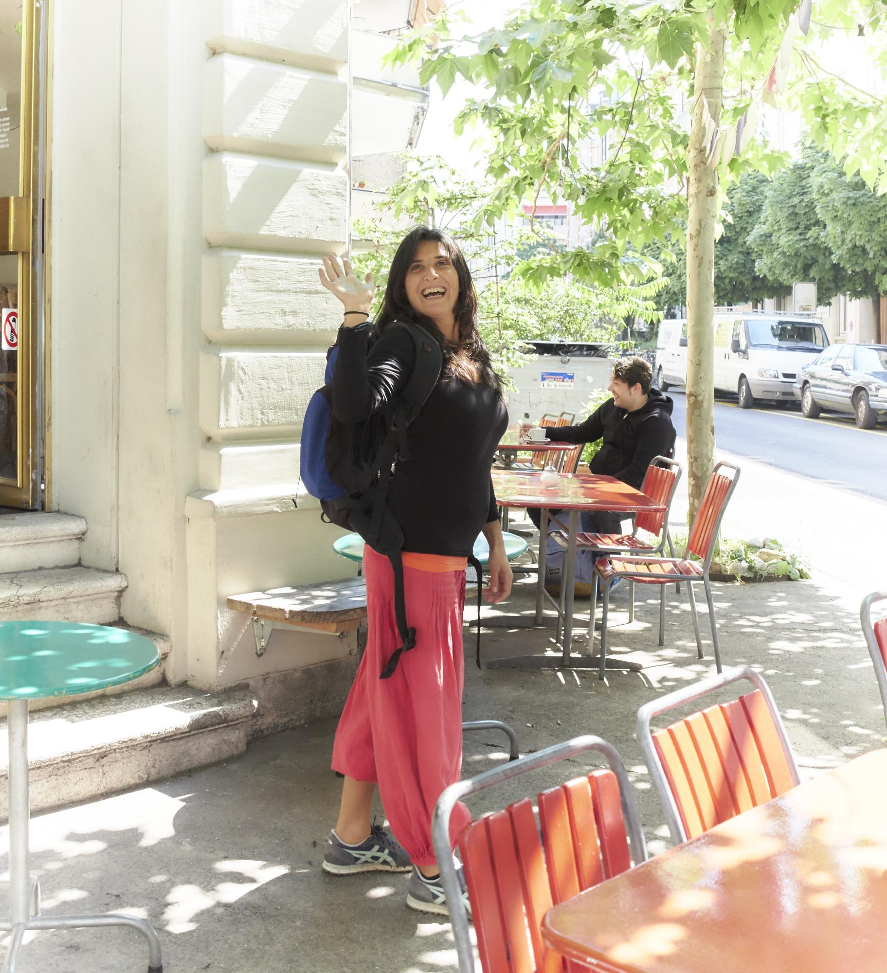 Lust auf Veränderung: Francesca Scarpone zieht es zurück nach Italien.