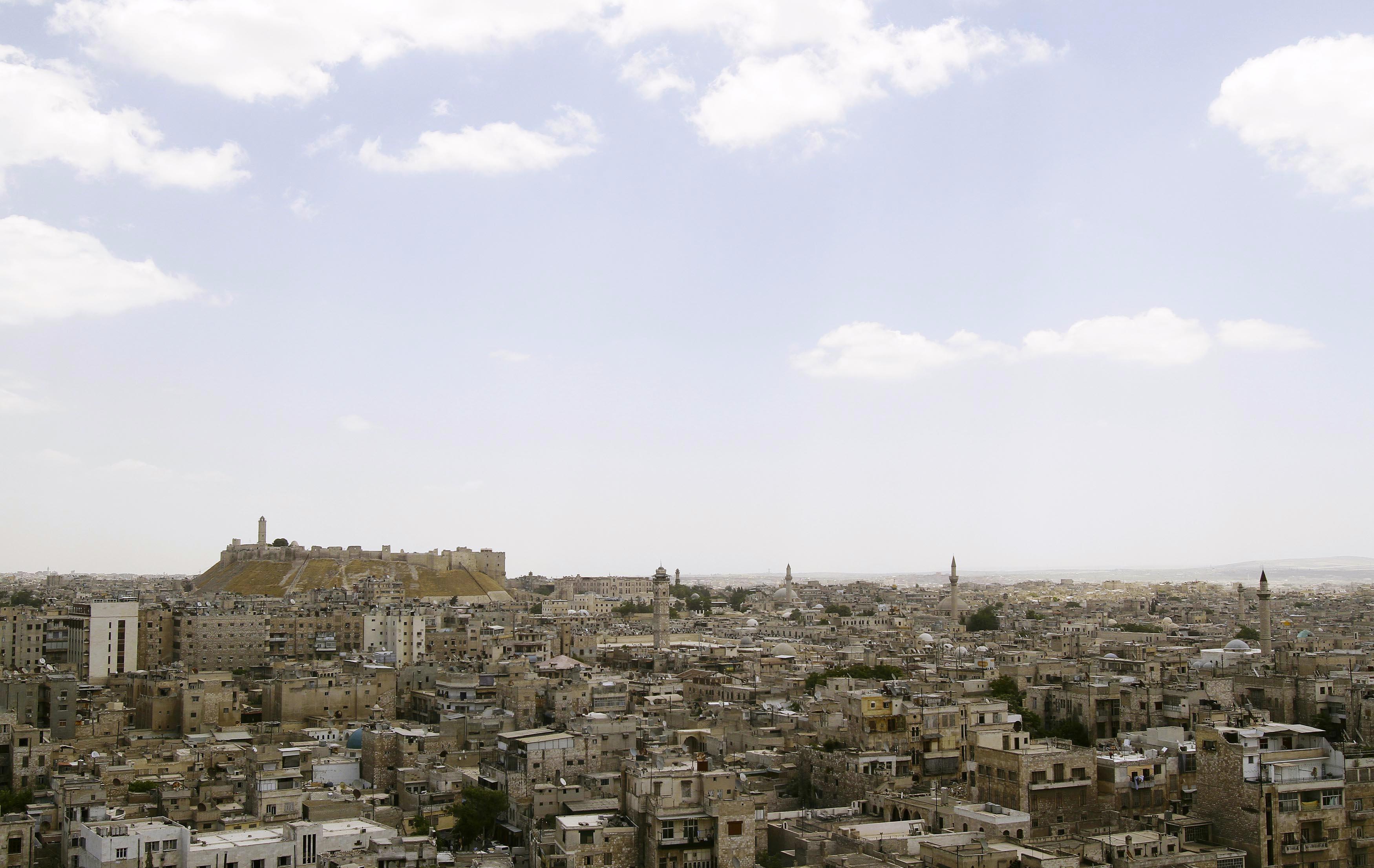 Aleppo Juni 2010.