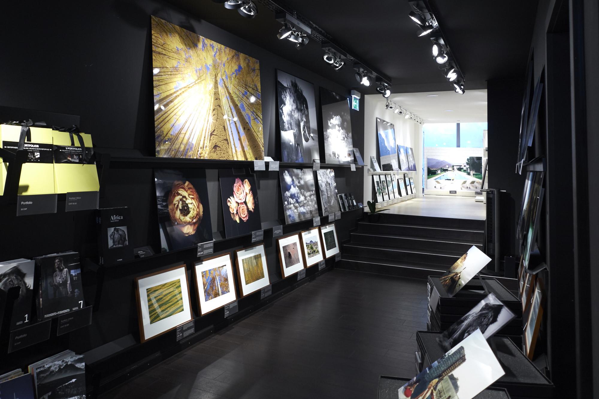 Der «YellowKorner» präsentiert Fotografien aus der ganzen Welt.