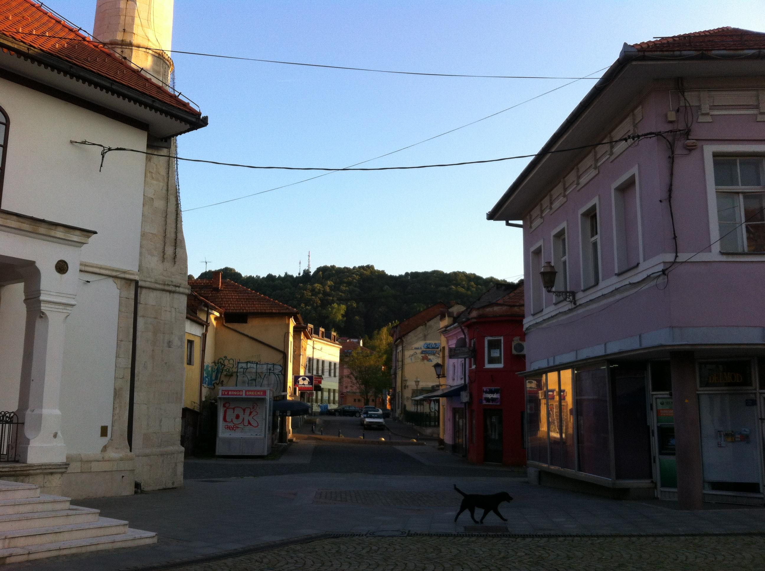 1993 brachte ein UN-Konvoi Selma mit ihren Kindern von Srebrenica nach Tuzla, von hier aus flohen sie 1995 weiter in die Schweiz. In der drittgrössten Stadt Bosniens leben die verschiedenen Ethnien Bosniens seit jeher friedlich zusammen – auch während des Krieges.