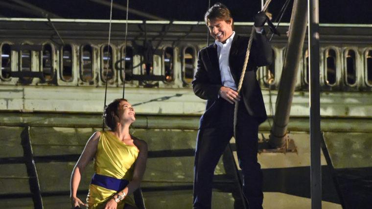 Eigene Fanzone Bei Mission Impossible 5 Weltpremiere In Wien Tageswoche
