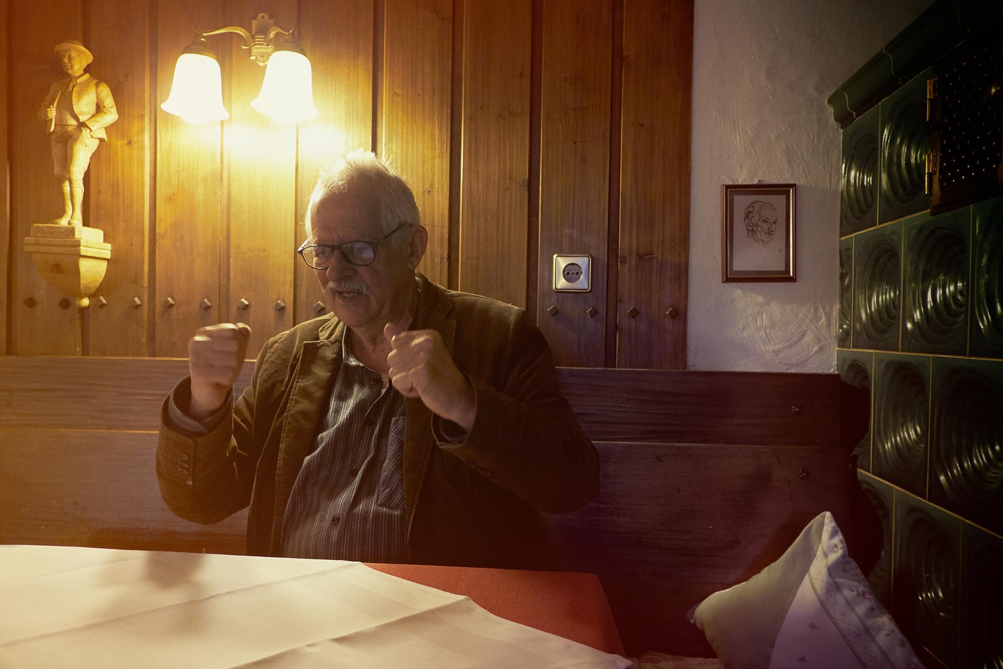 Schriftsteller Hansjörg Schneider spricht über seinen neunten Hunkeler-Krimi – und damit auch über seine eigenen Lebenserfahrungen.