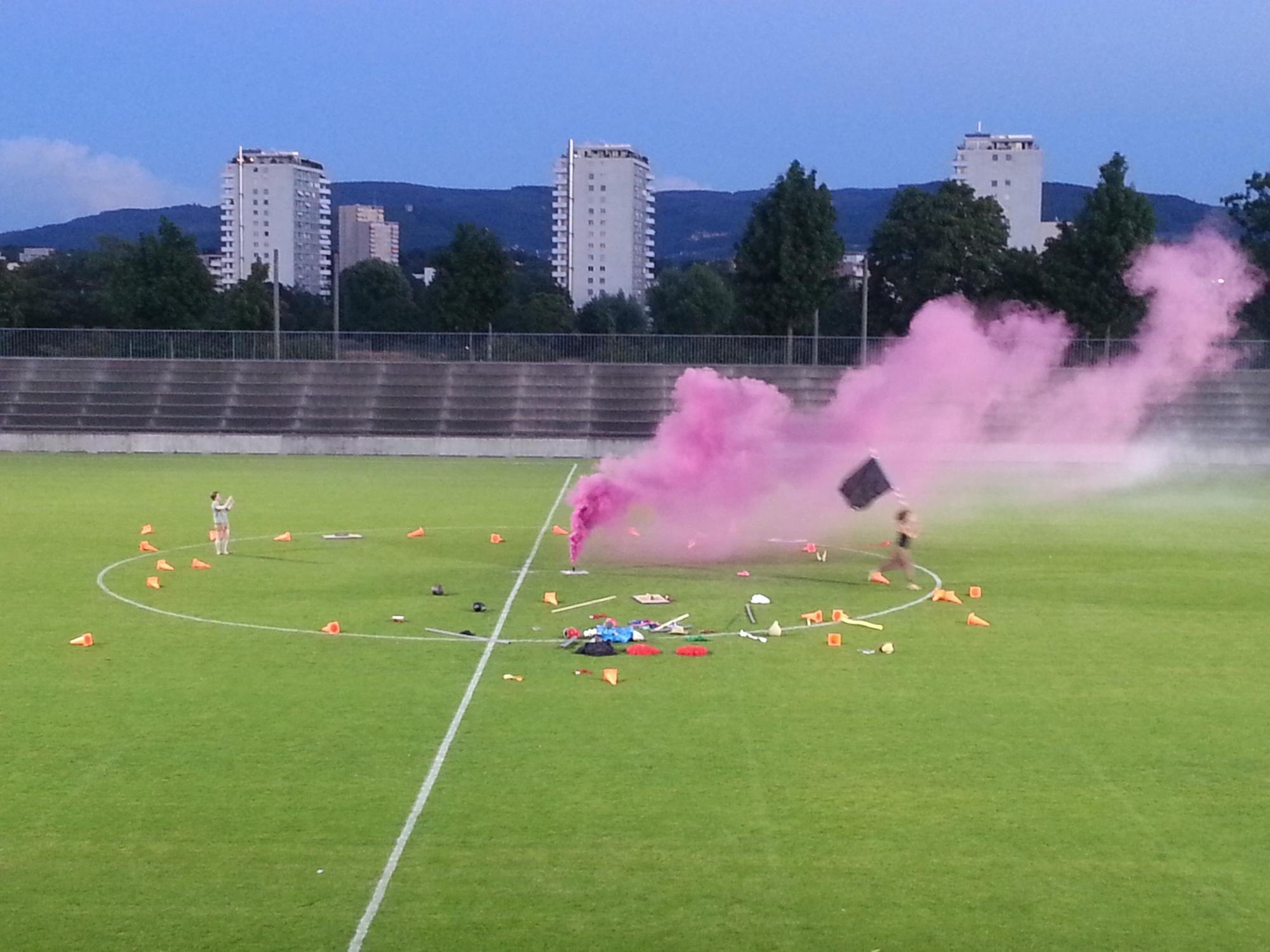 «Die grosse Schacht» im Stadion Rankhof