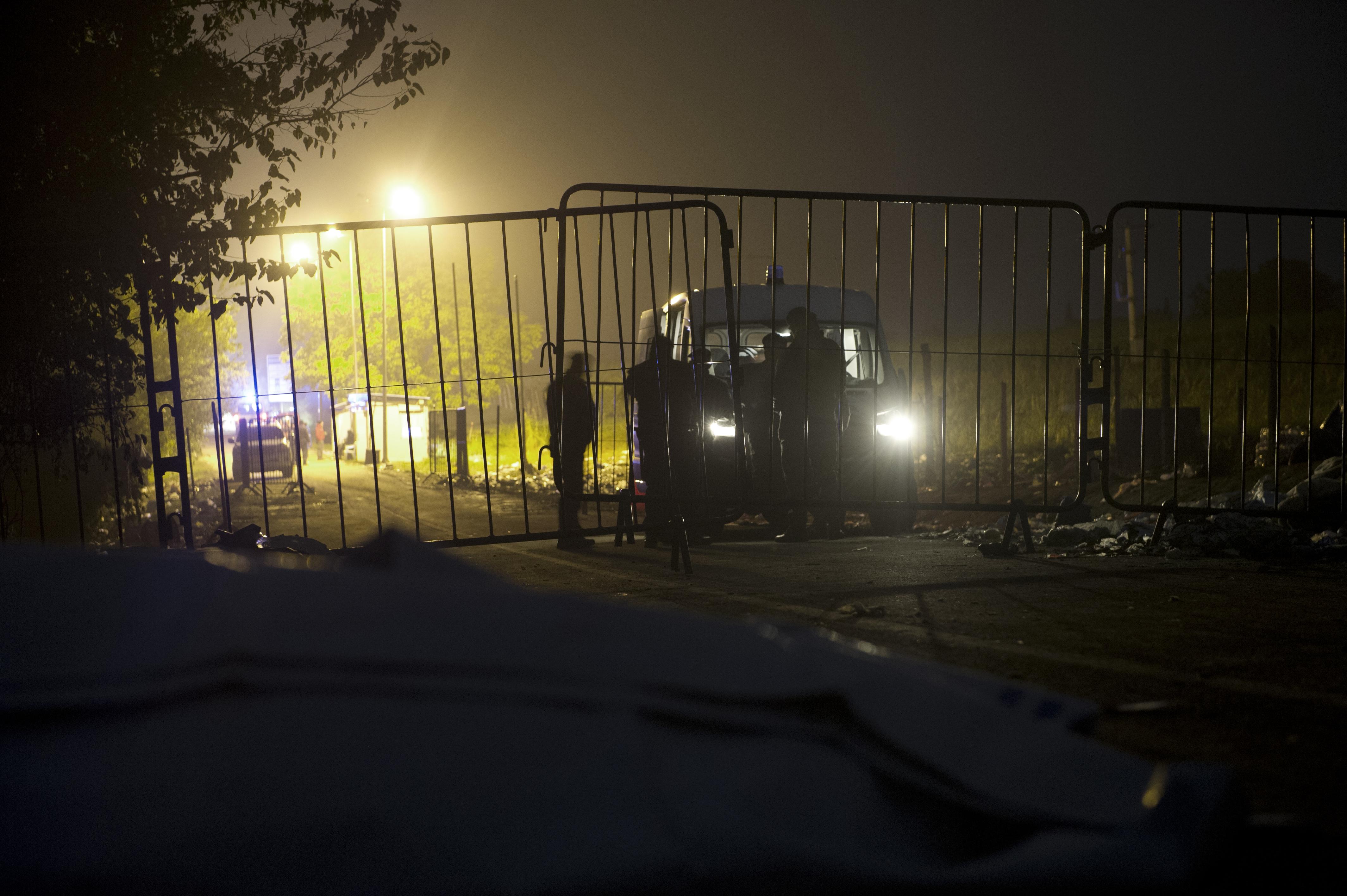 Der inoffizielle Grenzübergang zwischen Serbien und Kroatien InBerkasovo/Bapska ist der letzte, der für die Flüchtlinge offen geblieben ist.