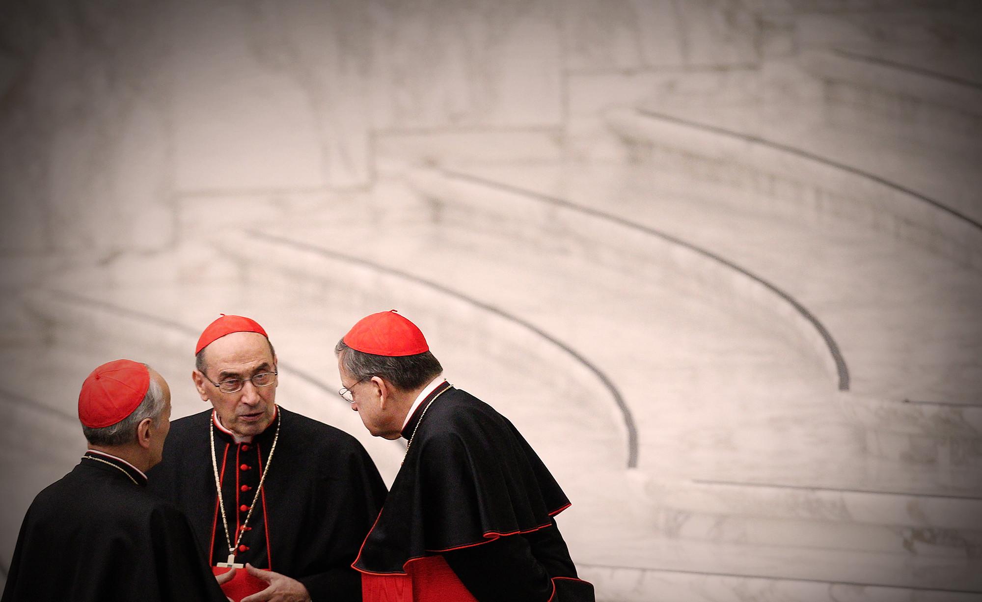 Die Tafelrunde Von St Gallen Franziskus Zum Papst Machte