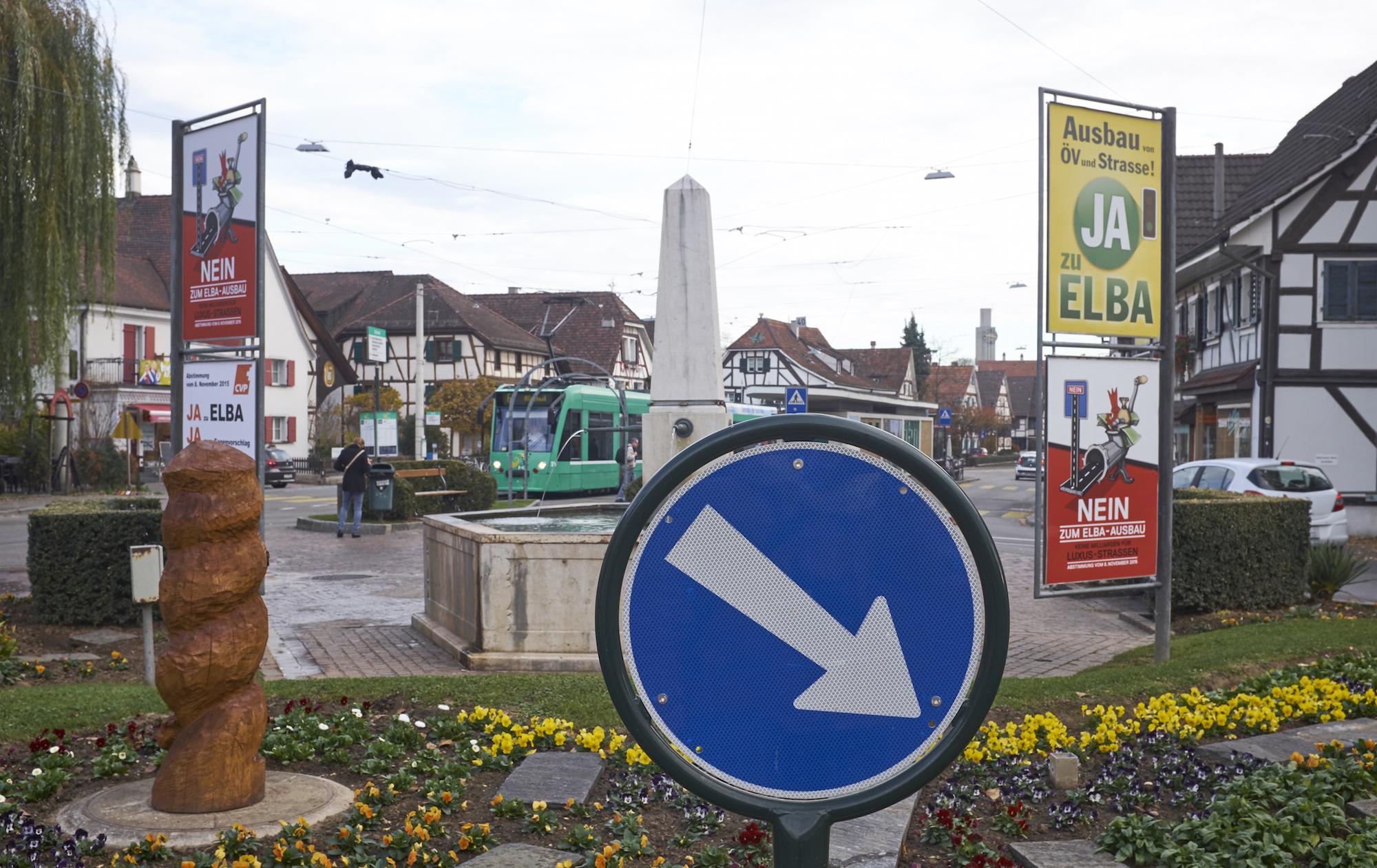 Das Baselbiet möchte die Kapazität des motorisierten Verkehrs ausbauen.