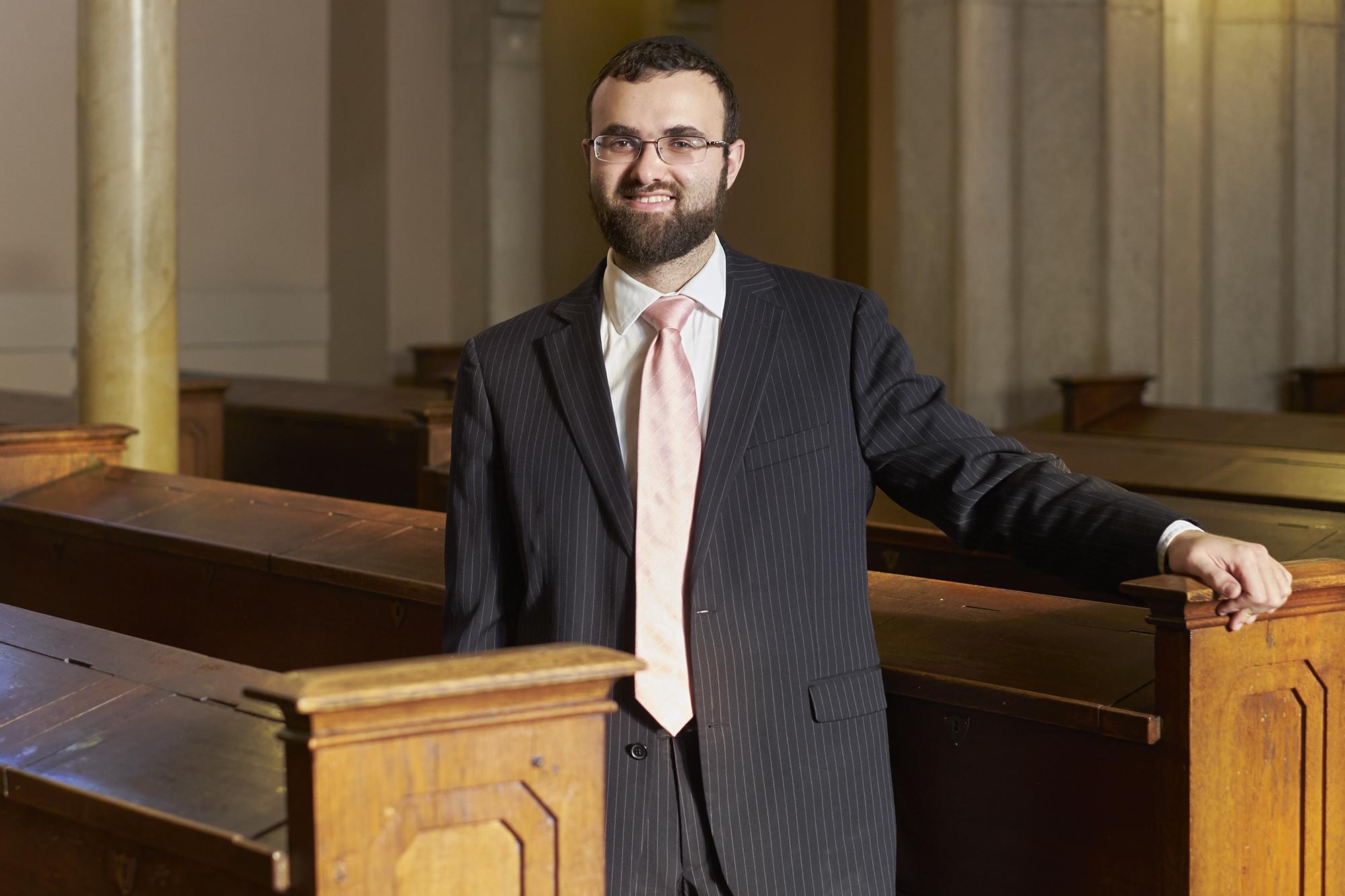 «Das Rabbinat kann man heute auch als eine Art Eventmanagment sehen.»