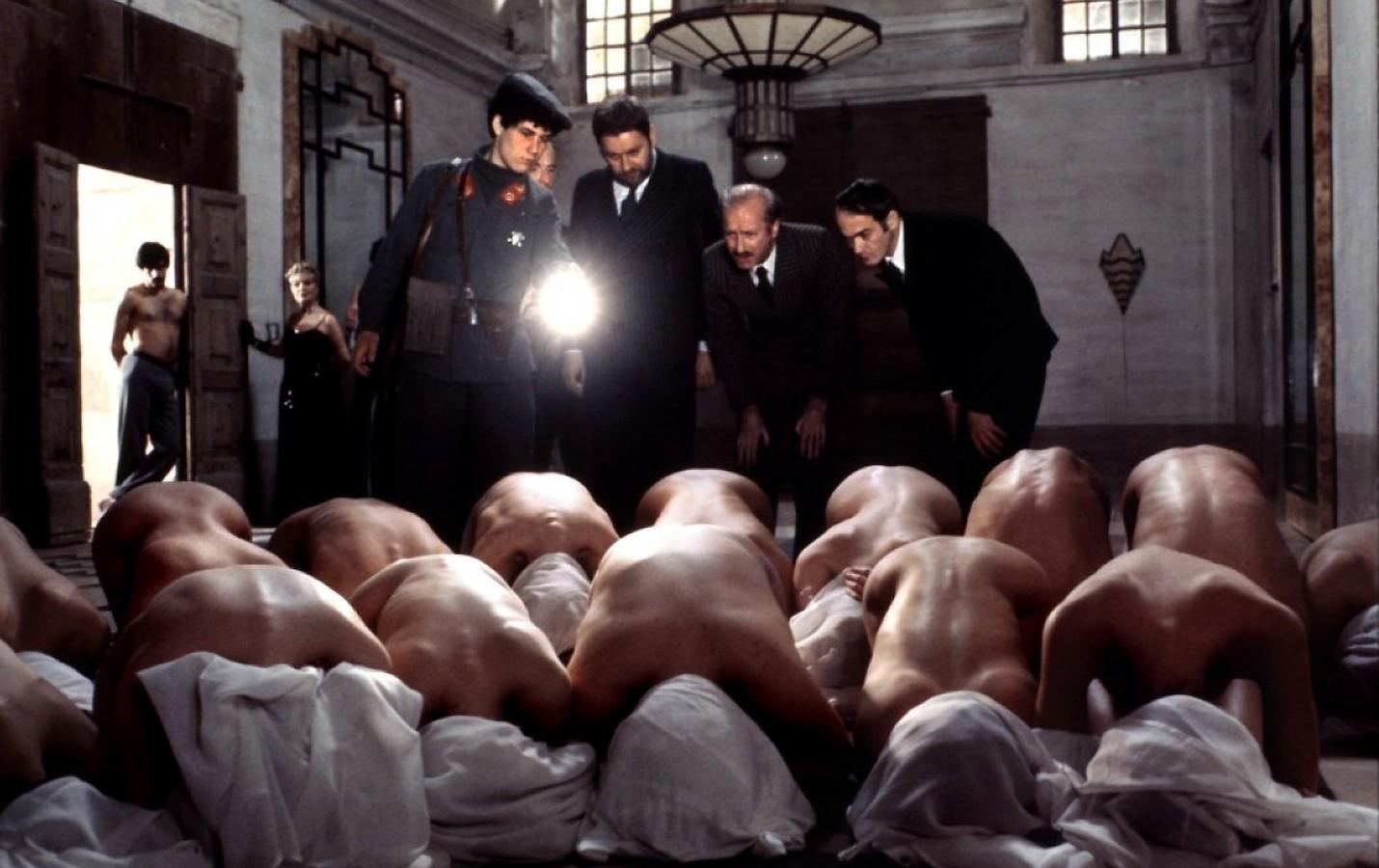 Pasolinis «Saló oder die 20 Tage von Sodom» zeigt die ...