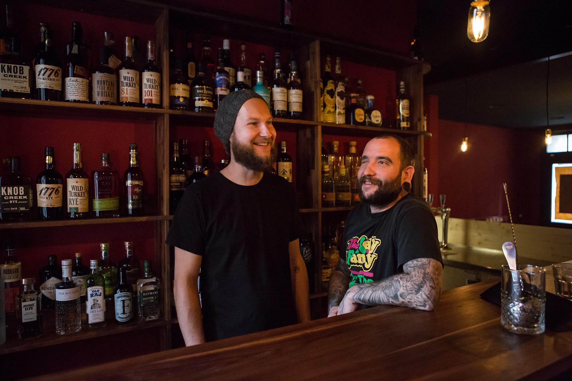 Neueröffnung: Die «Agora Bar» heisst jetzt «Angels\' Share» und setzt ...