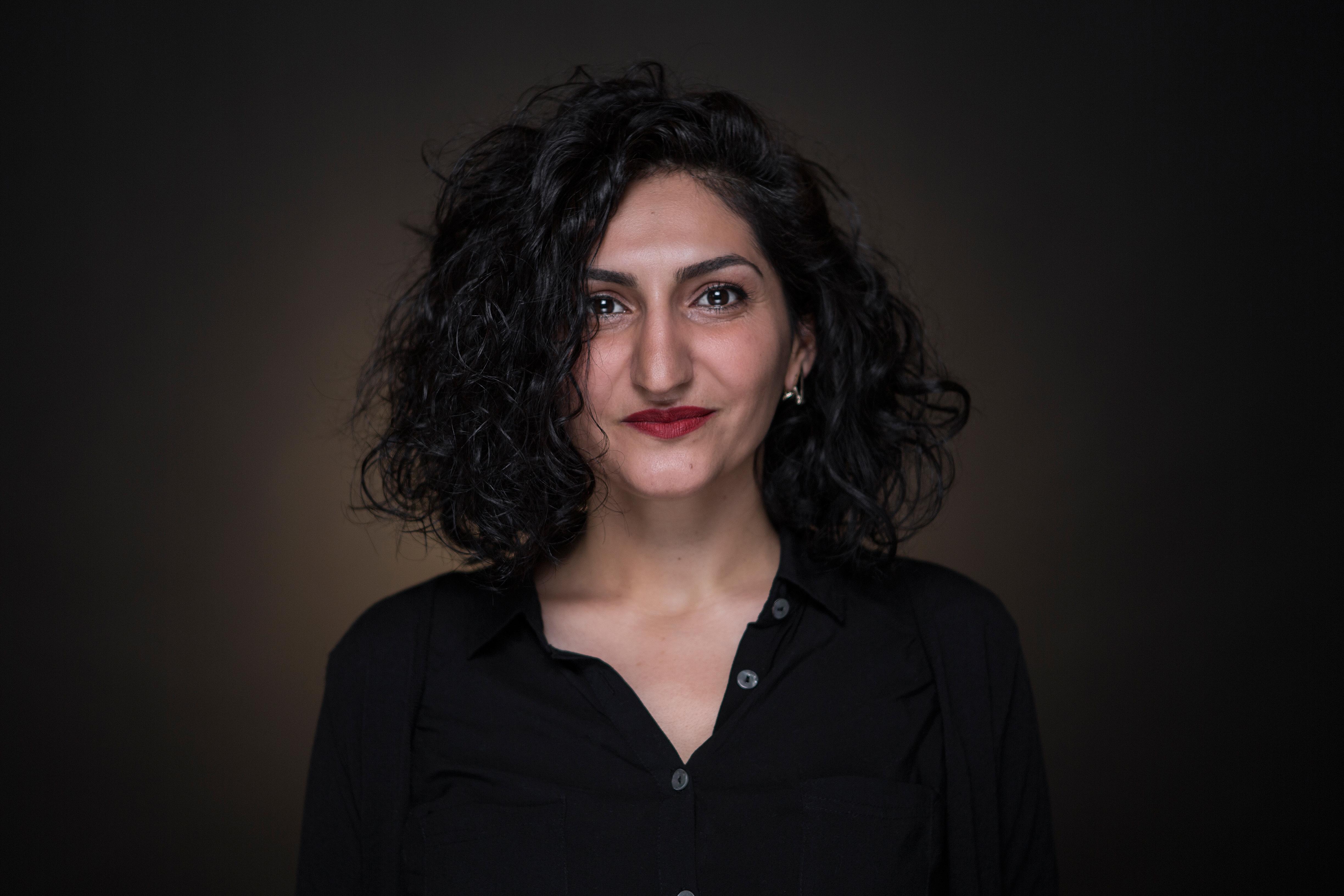 Verletzt, aber nicht gebrochen: Sibel Arslan blickt nach der überstandenen Kampagne gegen ihre Person optimistisch in die Zukunft.