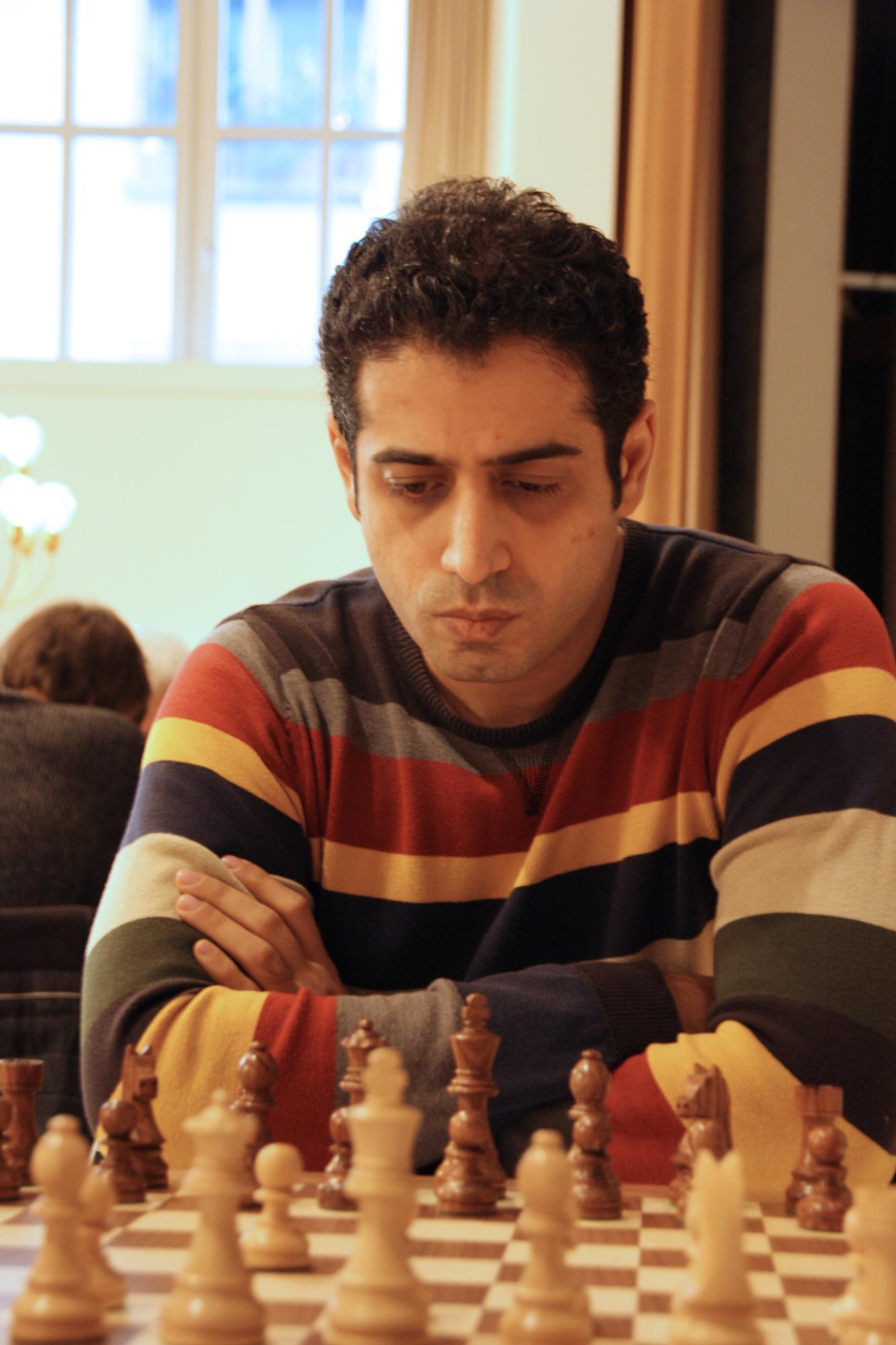 Angst vor Repressalien in Teheran: Ghaem Maghami trat nicht zur Partie gegen die Israelin Yuliya Shvayger an.