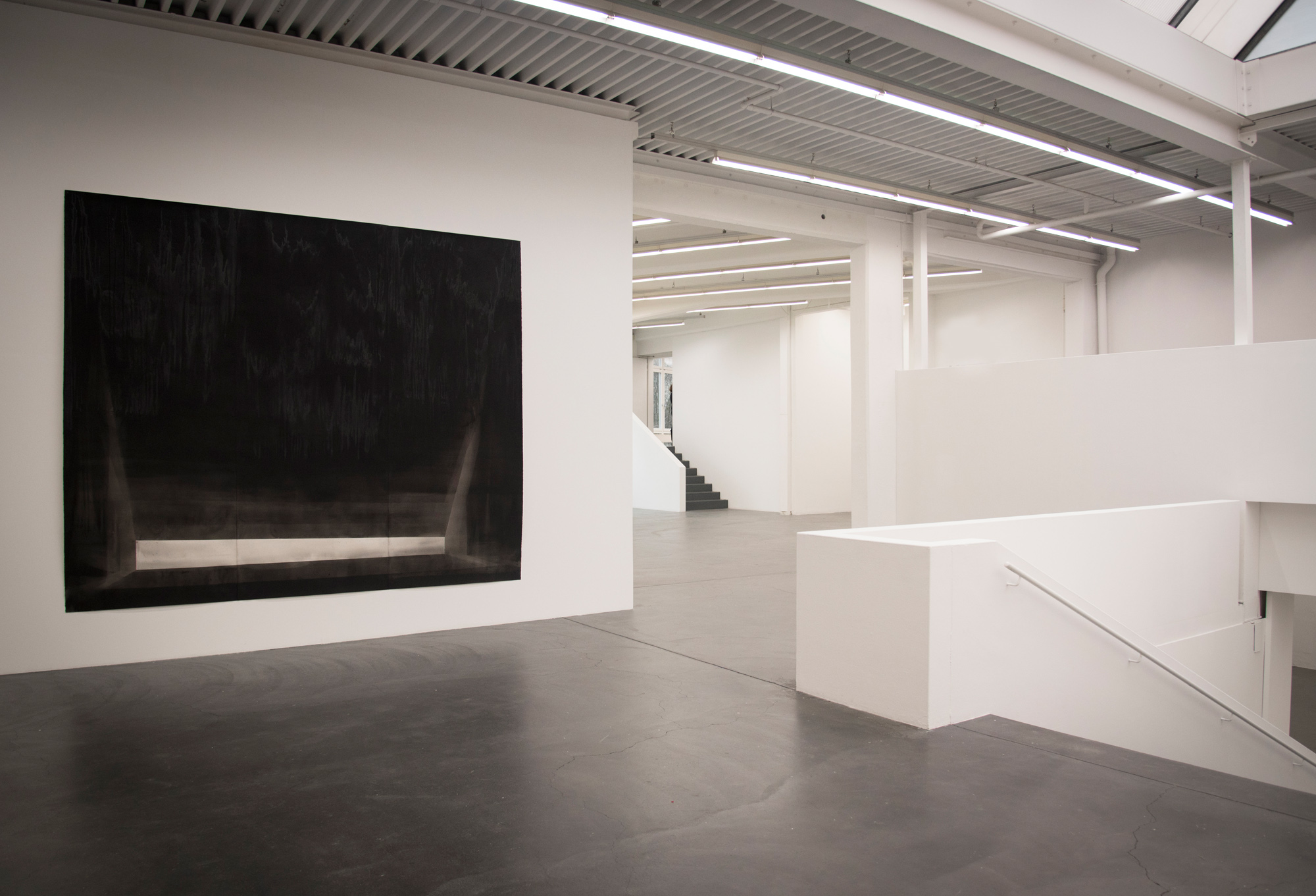 Als wäre es schon immer da gewesen: Hauris Kunst passt wie angegossen ins Kunsthaus Baselland.